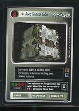 Star Trek CCG 1E The Borg 123R Borg Tactical Cube