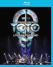 Toto: 35th Anniversary Tour - Live in Poland (Blu-ray Disc, 2014)