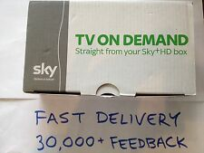 SKY WIRELESS WIFI connector-anytime (SC201) TV ON DEMAND from your SKY + HD BOX