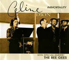 Celine Dion* With Special Guests Bee Gees, The* ‎ Immortality CD sehr beliebt