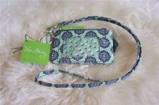 New Vera Bradley Zip Id coin Case and Lanyard set in Nomadic Blossoms NWT