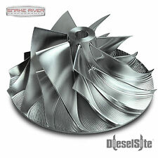 DIESELSITE WICKED WHEEL 2 TURBINE FOR 05-16 DODGE RAM 5.9L 6.7L CUMMINS DIESEL