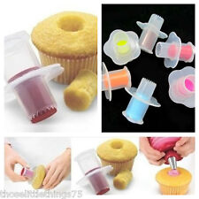 Cupcake corer cake muffin hole core cream jam filler filling cutter decorating