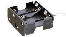 Battery holder Batteriehalter portapilas porta pilas 8xAA AA LR06