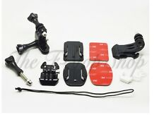 Grab bag of mounts for GoPro Hero 2 3 3+ 4 HD **Opening offer**