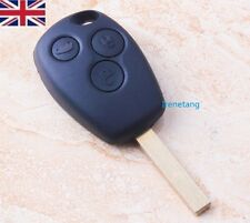3 Button Key Fob Case Cover For Renault Clio MK III Kangoo Megane Modus Laguna