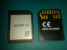 Multimedia + Card, MMCplus-Mappa, 0631150/4.0, 32 MB., come nuovo, N. 429