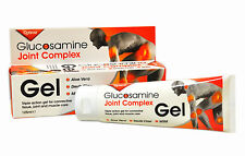 2 packs of Optima Glucosamine Joint Complex Gel 125 ml Devils Claw MSM Aloe Vera