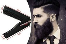 Folding Pocket Moustache Mustache Beard Comb Styling tool Facial Care Hand Made