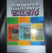 La Raccolta Completa Degli Album Panini Almanacco 71 72 73 Gazzeta Dello Sport