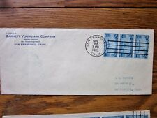 1935 PAN AMERICAN CLIPPER FIRST FLIGHT COVER SAN FRANCISCO TO MANILA