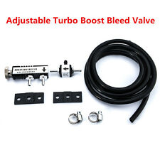 Universal 1-30PSI Adjustable Car Manual Turbo Boost Controller Boost Bleed Valve