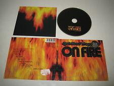 SPIRITUAL BEGGARS/ON FIRE(MUSICFOR NATIONS/CDMFNX280)CD ALBUM