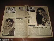 RIVISTA DETECTIVE CRIMEN=1959/38=GRAZIA CAMPISI=DELITT CASALPUSTERLENGO=ORGOSOLO