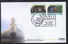 URUGUAY 2013 WINE ,NATIONAL INSTITUT SPECIAL CANCELATION COVER