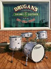 Chicago Drum & Restorations American Classic Bop Set 18/12/14 White Marine Pearl