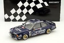 BMW 635 CSi #4 3rd GP Brno 1983 Stuck, Brun 1:18 Minichamps