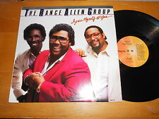Rance Allen Group 80s GOSPEL LP I Give Myself to You 1984 USA ISSUE
