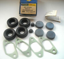 LAND ROVER SERIES I-III GENUINE REAR WHEEL CYLINDER SEAL KIT 266687 SP1215 NOS