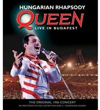 Queen: Hungarian Rhapsody - Live in Budapest (2012, Blu-ray NIEUW) BLU-RAY