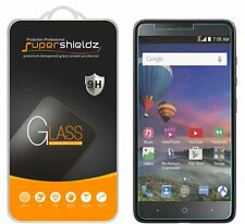 2x Supershieldz® Tempered Glass Screen Protector For ZTE ZMAX PRO