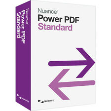 Nuance Power PDF Standard for Windows ✔NEW✔