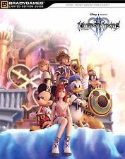 Kingdom Hearts II Edición Limitada Guía De Estrategia-Libro De Bolsillo