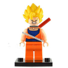 Super Saiyan God Dragon Ball Z Goku Vegeta minifigure Movie TV Show