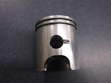 Vintage Suzuki RM100A 1976 Piston with Rings 50mm with 14mm Pin Hole