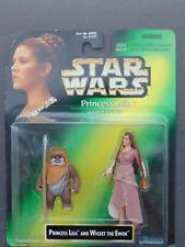Star Wars Princess Leia Collection Princess Leia and Wicket the Ewok  Jedi
