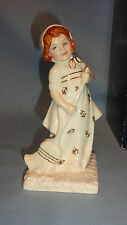 ATTRACTIVE LTD ED 14/1500 ROYAL DOULTON FIGURE/FIGURINE - HN4228 HELPING MOTHER