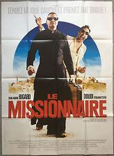 Affiche LE MISSIONNAIRE Roger Delattre JEAN-MARIE BIGARD 120x160cm *