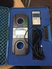 Tractel Dynafor 25 T LLX Load Cell/indicator Great Condition Fully Working