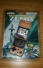 Mini Classics Zelda game & watch Nuevo New Sealed in blister