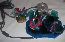 Skylanders Giants Figure Bundle - Portal - Hot Steak Spitfire & Extra Car