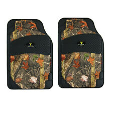 New Kings Camo Real tree Camouflage Heavy Duty All Weather Rubber Floor Mats