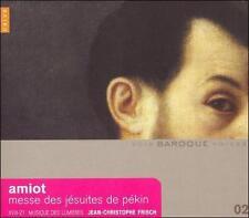 Messe Des Jesuites De Pekin (Frisch, Musique Des Lumieres) CD NEW