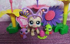 Littlest Pet Shop ♡☆ Tattoo Great Dane Dog Flower ☆♡ Hund Dogge ☆♡ LPS