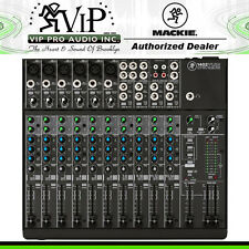 Mackie 1402VLZ4 14 Channel Compact Mixer w. Onyx mic preamps VIP PRO AUDIO (NEW)
