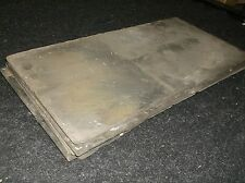 VINTAGE ROOF SLATE LOT OF 8 PIECES