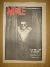 NME 1979 JAN 27 COSTELLO FEATURE URIAH HEEP HOT RODS