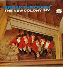 "NEW COLONY SIX ""BREAKTHROUGH"" ORIG US 1966 VG+/VG"
