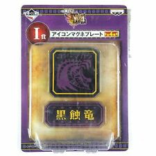 Banpresto Ichiban kuji Monster Hunter 3G Icon Magnet Plate #3