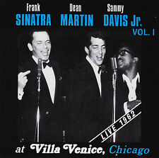 Frank Sinatra - At Villa Venice, Chicago Vol. 1 (Live 1962)  CD SEALED NEW