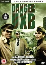 Danger UXB: The Complete Series - DVD NEW & SEALED (4 Discs) - Anthony Andrews