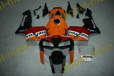 Fairings for Honda CBR600rr 05-06 orange tail repsol ABS Kits 2005 2006 bodykits