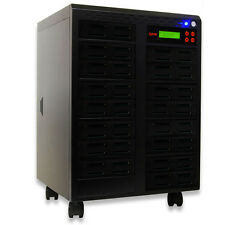 SySTOR 1-63 CF Memory Card Copier Compact Flash Drive Duplicator Copy Tower