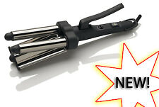 ENRAPTURE AMPLIFY JUMBO WAVER WAND CURLER TONG HAIR STYLER VOLUME BRAND NEW