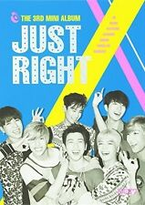 Got7 - Just Right (Mini Album) [CD New]