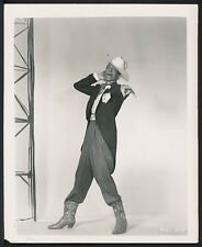 1940's Original Photo FRED ASTAIRE Hollywood's GREATEST Song & Dance Man